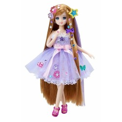 Licca-Chan LD-06 FLOWER FAIRY Cute Kawaii
