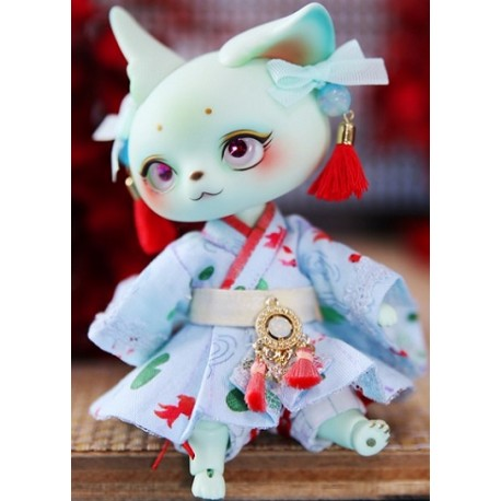 DB SEASONAL - 12cm - PICASSO GREEN TEA 2018 DEARMINE