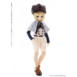 Azone SAHRA'S series『 Alvastaria Tieo Tailor Holiday 』Doll