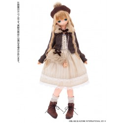 Azone EX CUTE series『Majokko☆Himeno(ひめの)/littlewitch of starlight ver.1.1』Doll