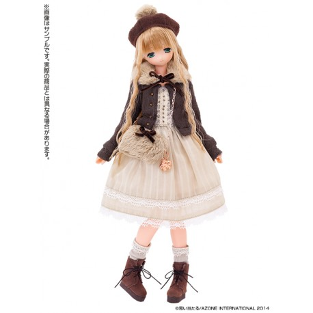 Azone EX CUTE series『Majokko☆Himeno(ひめの)/littlewitch of starlight ver.1.1』Doll