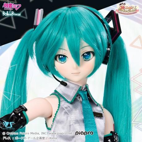 Dollfie Dream VOLKS Hatsune Miku Version DOLL Muñeca NEW