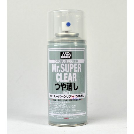 MR SUPER CLEAR ( MSC ) FIJADOR FIXATIVE MATT / FLAT