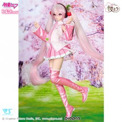 Dollfie Dream VOLKS Hatsune Miku REBOOT Version DOLL Muñeca NEW