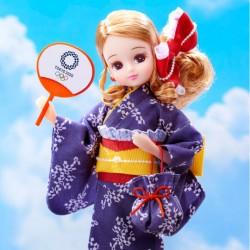 Licca-Chan TOKYO 2020 Olympics Paralympics Doll Yukata Cute Kawaii