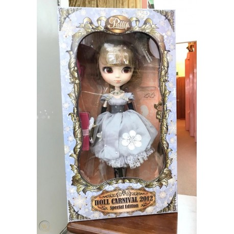Muñeca Pullip Mad Hatter in Steampunk World Groove Jun Planning Doll NRFB