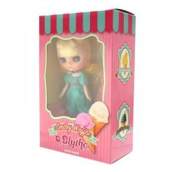 """TAKARA® MIDDIE BLYTHE DOLL """"Peachy Cuddly Coo"""" NEW IN BOX NIB"""
