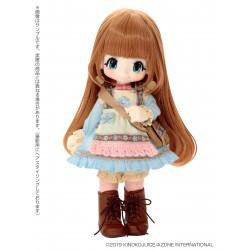 Muñeca Azone Hello Kikipop Kinoko Juice Baby Bunka Girl Kokeshi Chan Doll NEW