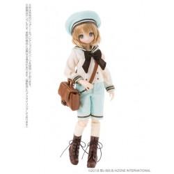 Azone EX CUTE series『 Wakaba Kimono 』Doll