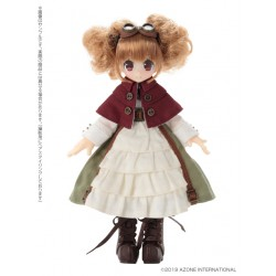 "AZONE LIL' FAIRY ""CHOCOLATE PARFAIT ALISA LIMITED"" NEW MINT IN BOX (NIB) DOLL MUÑECA"