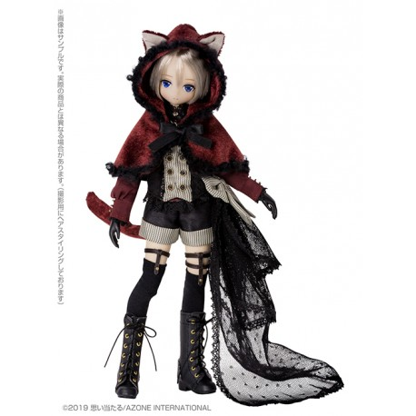 Azone EX CUTE series『 Alice's Tea Party Boy Alice Noah 』Doll