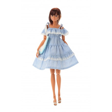 PETWORKS MOMOKO [ LESS THAN FIRST LOVE ] 1/6 DOLL