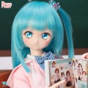 Dollfie Dream PRETTY VOLKS CORON DOLL Muñeca NEW