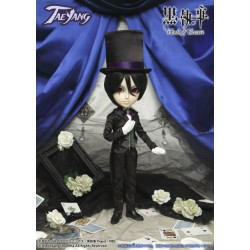 Muñeca Taeyang SEBASTIAN BLACK BUTLER T-250 Kurohitsuji Groove Jun Planning Doll