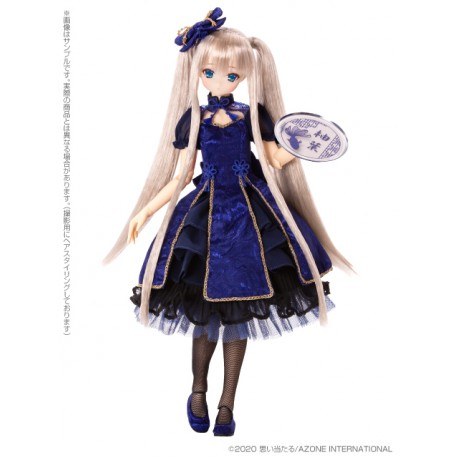Azone EX CUTE series『 Mermaid a la mode Goldfish Princess / ALISA 』Doll