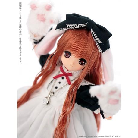Azone EX CUTE series『Classic Alice Tick Tock Rabbit - Himeno Osumashi Mouth』