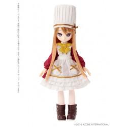 AZONE LIL' FAIRY AZONE LIL' FAIRY VEL Spring Patissiere Girl Vel Label Shop Osaka Open 10th Anniversary Model Doll