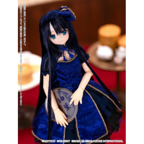 Azone EX CUTE series『 Mermaid a la mode Goldfish Princess / YUZUHA 』Doll