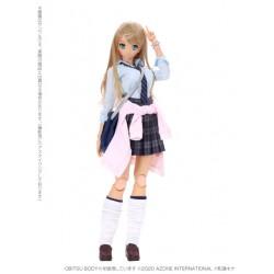 [DOWNPAYMENT] Azone Kazuharu Kina School Uniform Collection / Yui (Wheat Skin Little Devil ver.)