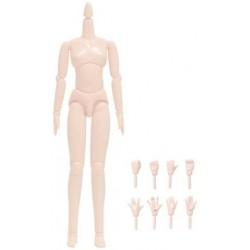 Obitsu 21cm Boy / Chico White Cuerpo Body