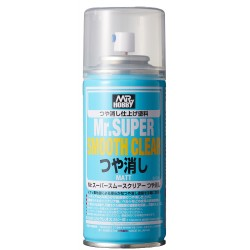 MR SUPER CLEAR Mr Hobby B514 ( MSC ) BARNIZ FIJADOR FIXATIVE MATT MATE / FLAT