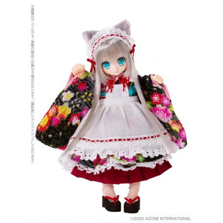 "AZONE LIL' FAIRY ""HARMIA CAT VERSION"" NEW MINT IN BOX (NIB) DOLL MUÑECA"