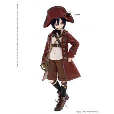 Azone EX CUTE series『 Luchino Pirate Boys Dream LIMITED』Doll