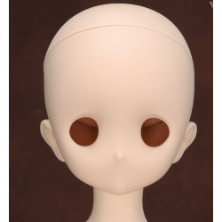 VOLKS DD Dollfie Dream Doll DDH-07 Eye Hole Close Soft Cover ver. Normal Head Color Cabeza