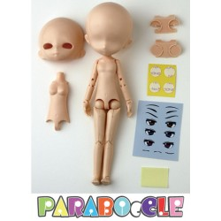 Parabox ParaboCCle 15cm Doll Painted A