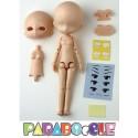 Parabox ParaboCCle 15cm Doll Blank Hard Head L