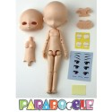 Parabox ParaboCCle 15cm Doll Blank Hard Head