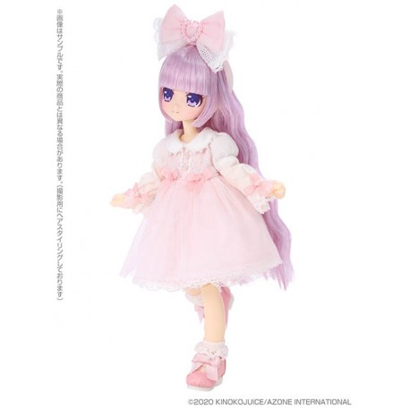 "AZONE LIL' FAIRY ""Kinoko Juice x Fairy Twinkle Candy Girls VEL"" NEW MINT IN BOX (NIB) DOLL MUÑECA"