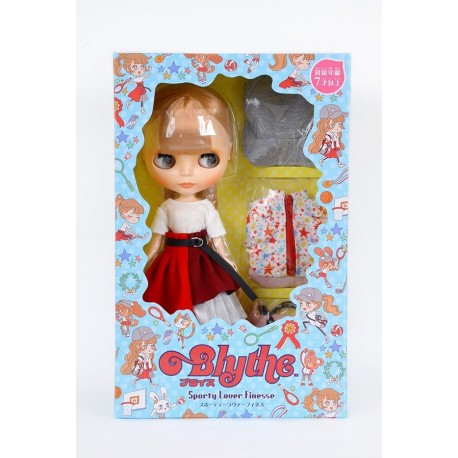 "TAKARA® NEO 12"" BLYTHE DOLL ""ODETTE LAKE OF TEARS"" NEW MINT IN BOX (NIB)"