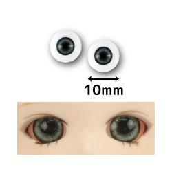 【doll eyes】Realistic Eyes green 10mm eyes