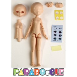 Parabox ParaboCCle 15cm Doll Blank Hard Head S