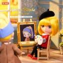 """TAKARA® x Molly x PopMart BLYTHE DOLL """"Painter"""" NEW MINT IN BOX (NIB)"""