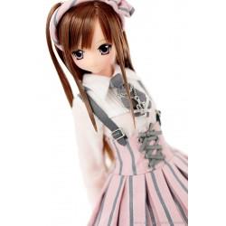 Azone Pink!Pink! a la mode Black x Pink Yuzuha Pure-neemo 1/6 Doll