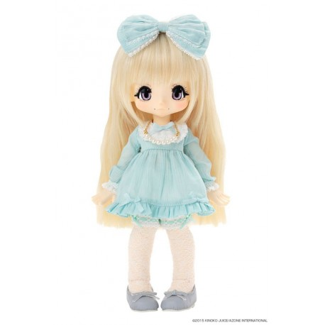 Muñeca Azone Hello Kikipop Kinoko Juice HONEY PINK Doll NEW