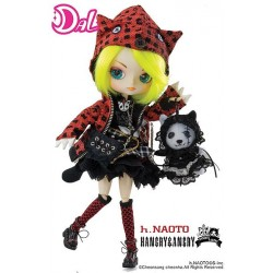 Muñeca DAL Groove Jun Planning HANGRY H. NAOTO Fashion Doll