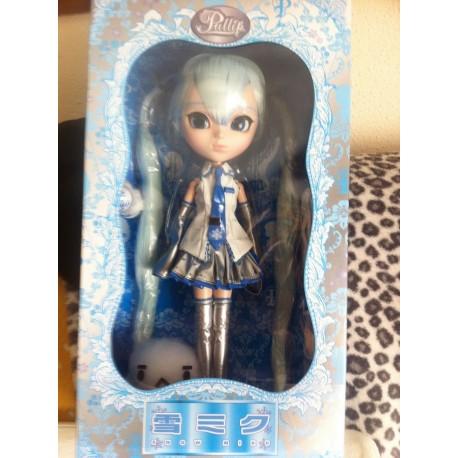 Muñeca Doll Pullip Groove Jun Planning Yuki Snow Miku Vocaloid