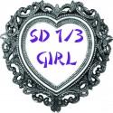 SD 1/3 GIRL ( 60 cm )